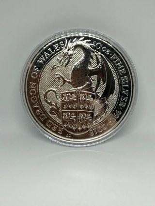 🚚 Uk beast 10 oz (unicorn , dragon, black bull is available)