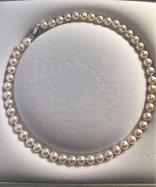 🚚 Akoya sea pearl necklace