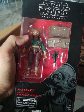 Star Wars Black Series Maz Kanata