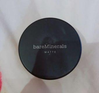 bare minerals 礦物散粉 fairly medium 9.5成新