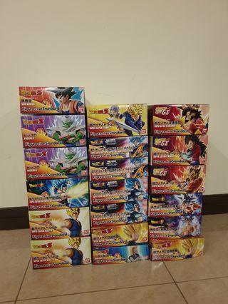 Figure-rise Standard Dragon Ball Model Kits