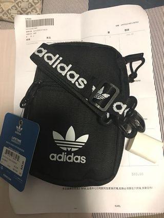 Adidas Ori festival bag crossbody bk