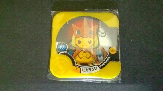 Pokemon Tretta Pikachu
