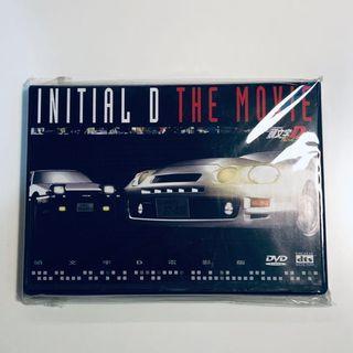 DVD《頭文字D》中文字幕
