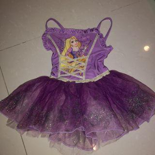Preloved Disney princess rapunzel original from Disney store