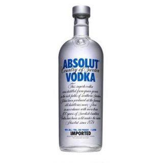 🚚 Absolute Vodka