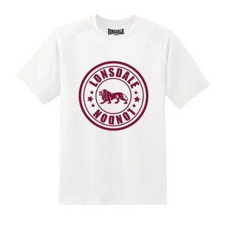 BRAND NEW AUTHENTIC LONSDALE MEN TSHIRT