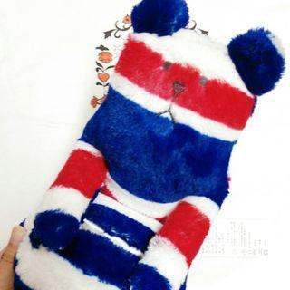 全新 正版 正品 Craftholic 宇宙人 日本品牌 手機座 有吊牌 絨毛玩偶 娃娃 英國熊
