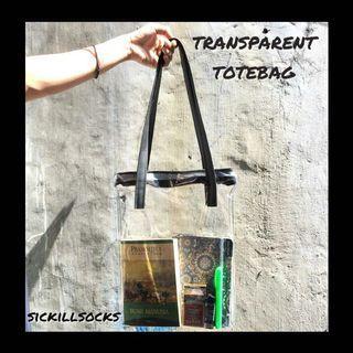 Transparent Totebag