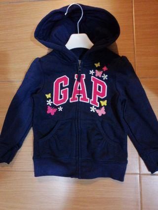 Authentic baby gap hoodie jacket
