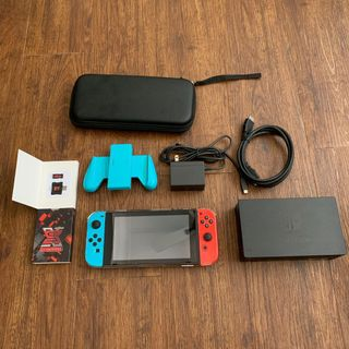 nintendo switch modded console console | Toys & Games