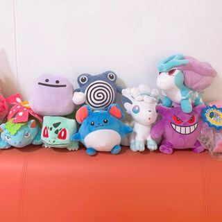 🆕 Pokemon stuffed toys