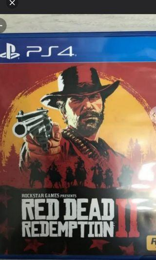 Red Dead redemption 2 有code