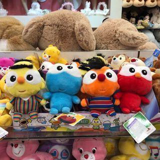 BNWT Sesame Street Soft Toy