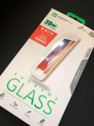 AMAZINGthing iPhone7/8 White 全包邊