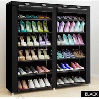 OFFER SALE - 12 layers Double side Shoe Rack