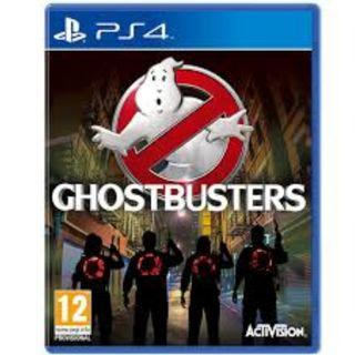 🚚 Ghostbusters (PS4/Preowned)