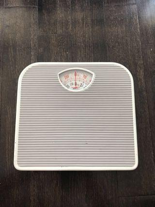 Body Weight Scale Non-Digital