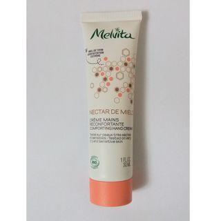 Melvita 有機百里香蜂蜜抗敏護手霜