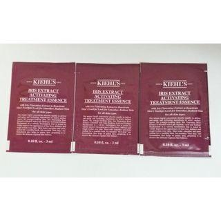 Kiehl's 紫鳶花活肌昇華液 / 爽膚水(包裝)