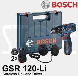 OFFER - NEW Bosch Cordless Drill Driver with 6 months warranty