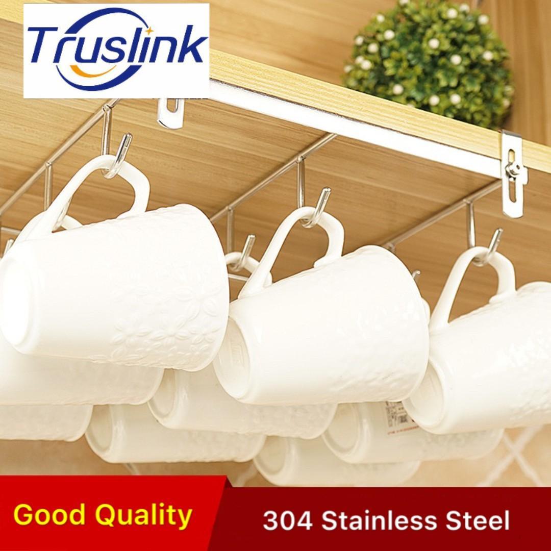 304 Stainless Steel Mug Holder Under