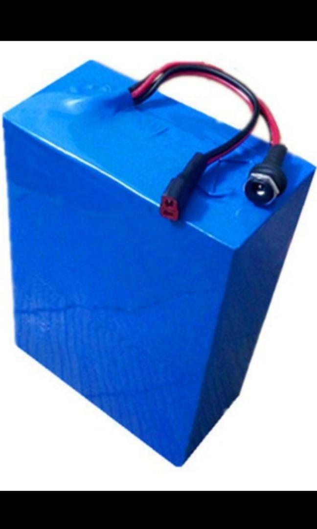 24v - 60v external battery![OUT OF STOCK]