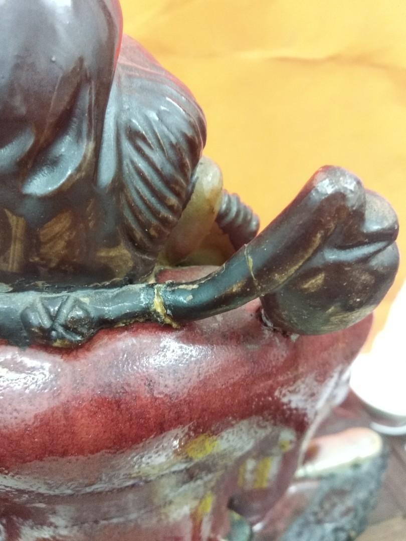 石灣石榴紅釉