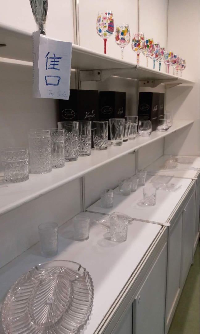 玻璃杯 酒杯 醒酒器