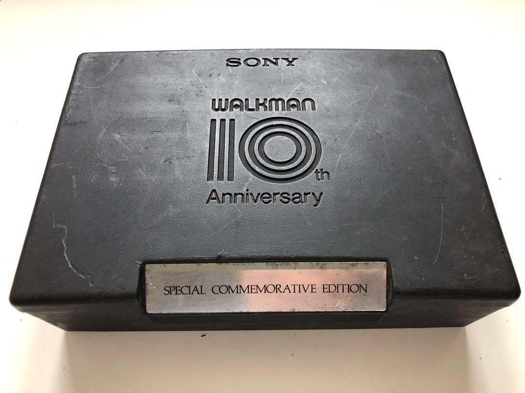 超極罕限量版從未公開發售過 Sony Walkman WM-701S 古董懷舊