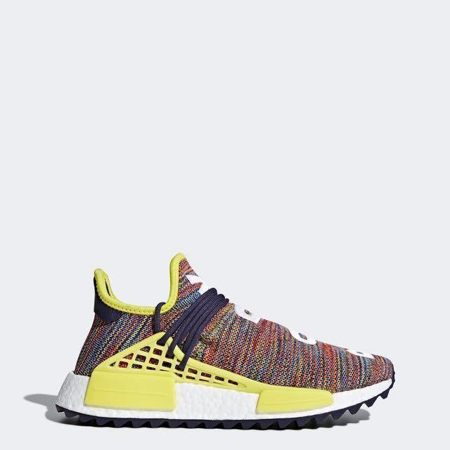 new product b5fd5 b9f2a Adidas Originals x Pharrell William NMD Human Race TR