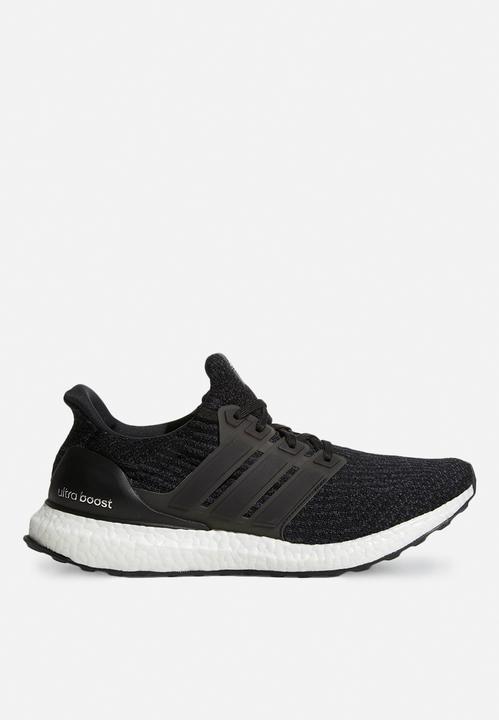 b29c906ae3 Adidas UltraBoost Core Black (BNIB), Men's Fashion, Footwear ...