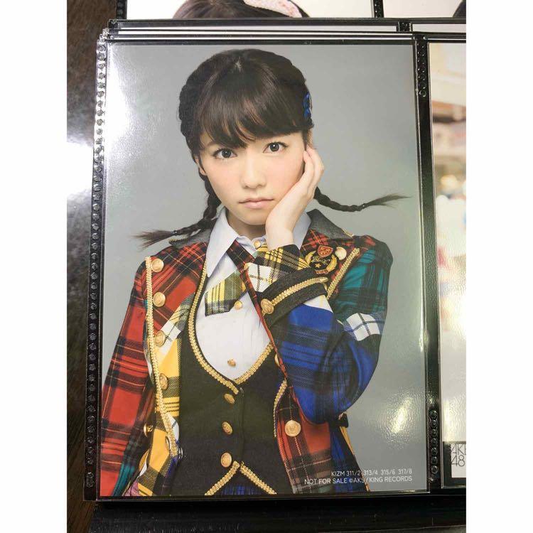AKB48 島崎遥香 島崎遙香 希望的リフレイン 希望副歌 李夫人 通常盤封入 內封生寫真