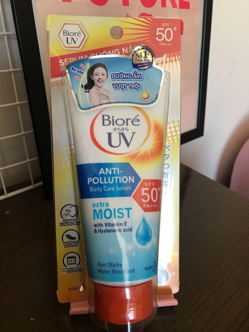 Biore Sunscreen SPF 50