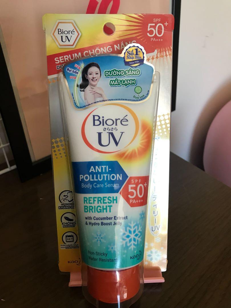 Biore Sunscreen SPF 50 - Refresh Bright