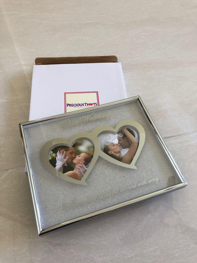 BNIB Wedding Photo Frame