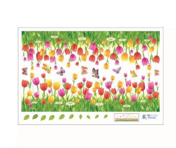 BNIP Tulip 🌷 Wall Stickers
