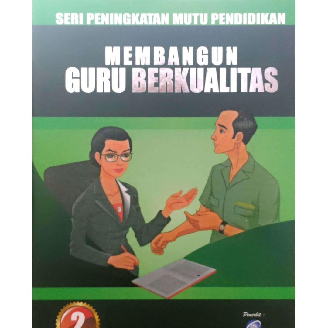 Buku Ensiklopedi Seri Peningkatan Mutu Pendidikan