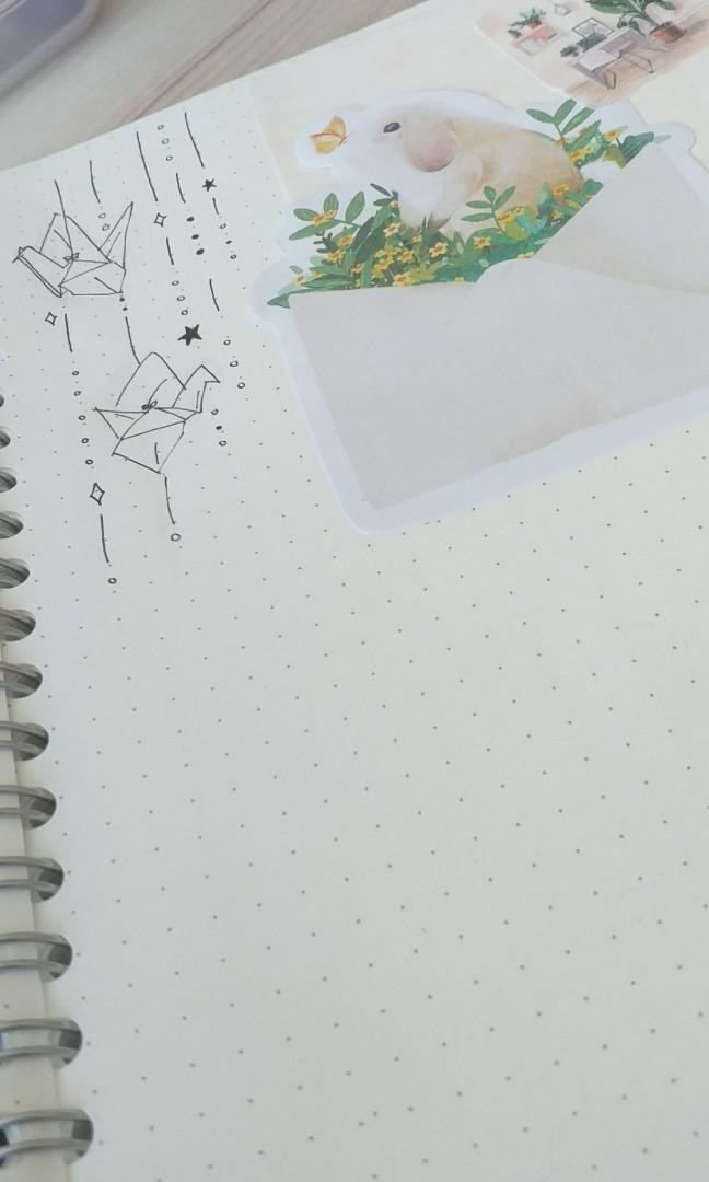 Bullet Journal Bujo Design Service