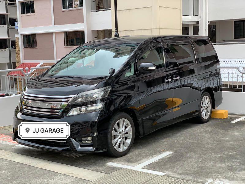 Car Rental #MPV