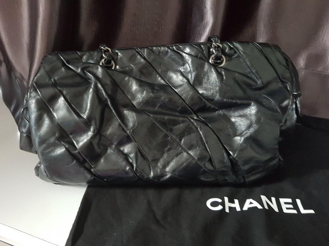 Chanel Carfskin Tote (Hologram 13xxxxx)