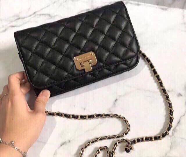 Charles and Keith Quilted Bag