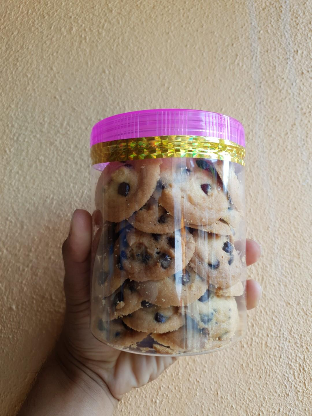 Chocolate Chip Cookies Murah Sedap
