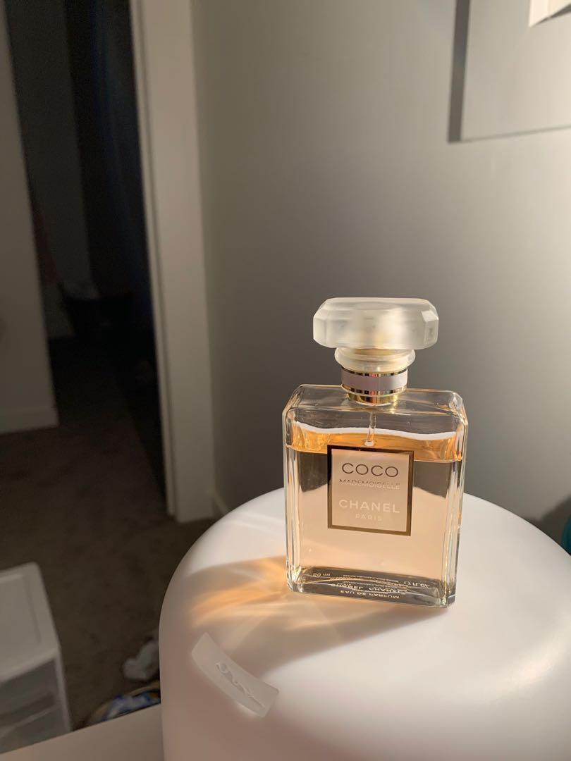 Coco Chanel Perfume (mademoiselle) 50ml