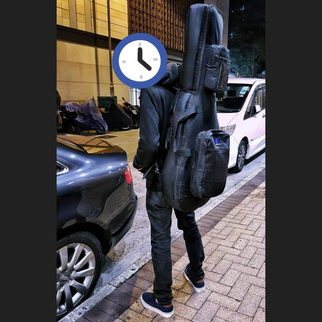 Guitar Bag/Case (double padded)