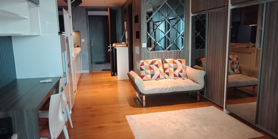 Disewakan Apartemen Kemang Village Type Studio 15N8 Balcony Tower Intercon