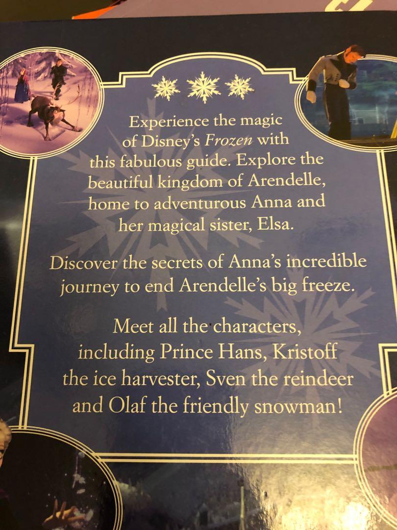 Disney Frozen: The essential guide