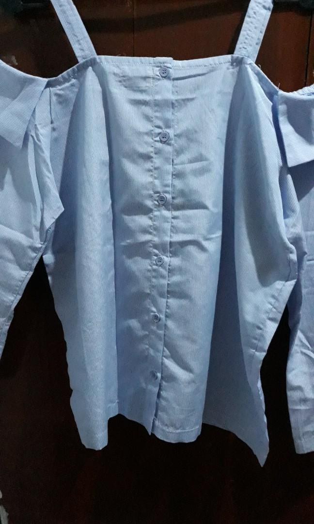 Gaudi blouse off shoulder