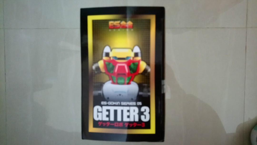 GETTER 3