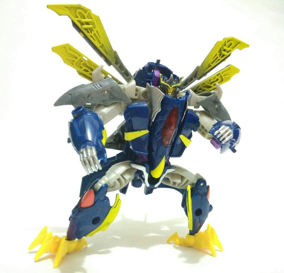 Hasbro transformers prime beast hunter deluxe dreadwing